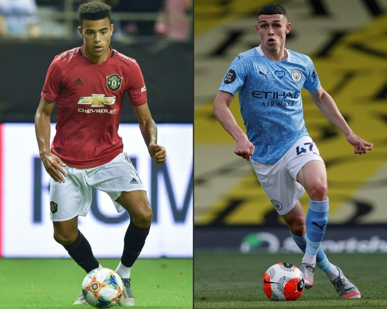 Phil Foden and Mason Greenwood in contention for England recall