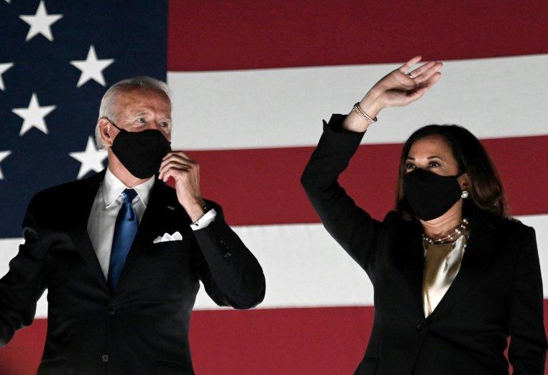 Berkeley-raised Kamala Harris makes history as new vice president-elect