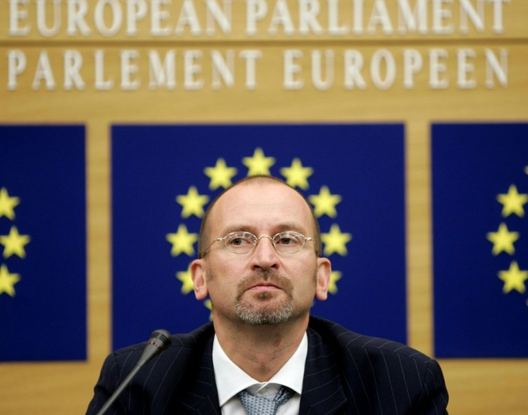 Far-right MEP resigns after attending an alleged sex party