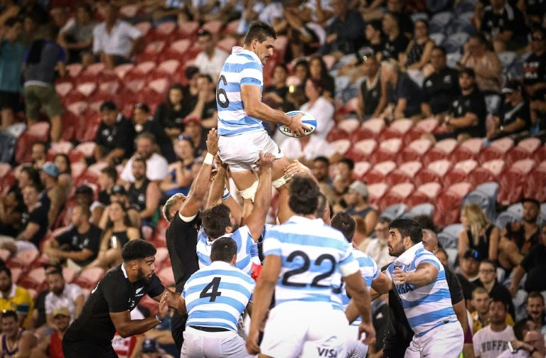 Argentina Rugby Union reinstates Pablo Matera as skipper