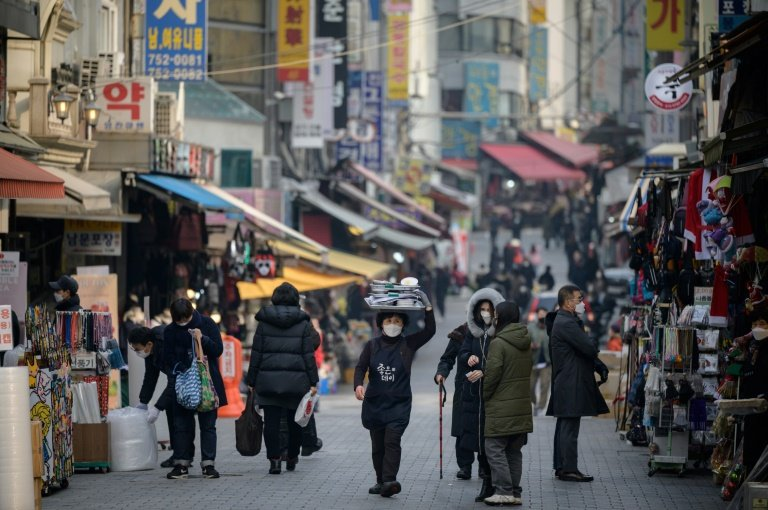 South Korea reports biggest daily jump in COVID-19 cases