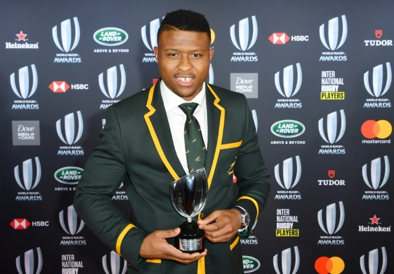 Rugby news, Springbok Aphiwe Dyantyi cops four-year doping ban