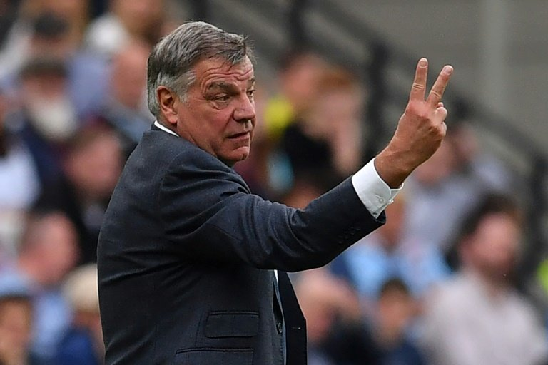 Allardyce comfortable with rescue role as he launches West Brom mission