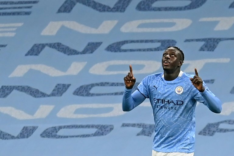 Man City 'disappointed' after defender Benjamin Mendy breaches Covid-19 protocols