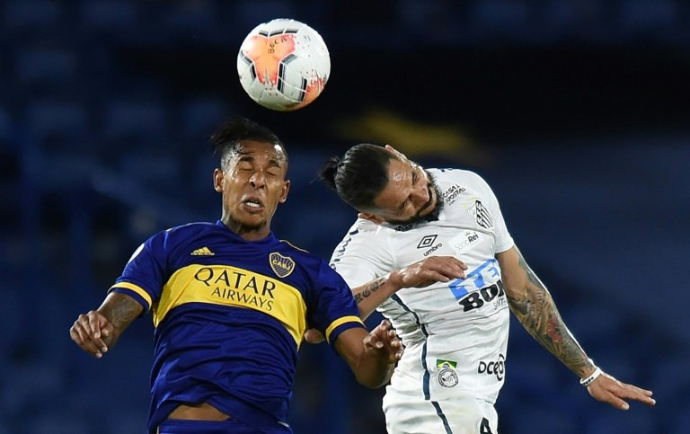 Boca And River Stopped In 1st Leg Of Copa Libertadores Semis