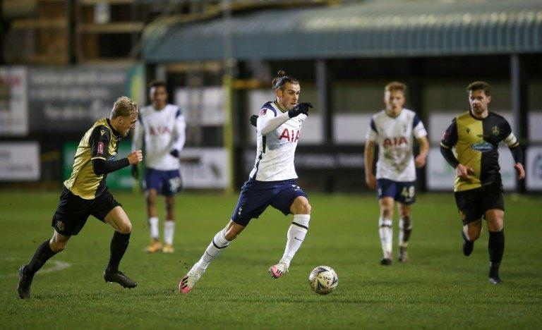 Mourinho casts doubt on Bale's future at Tottenham