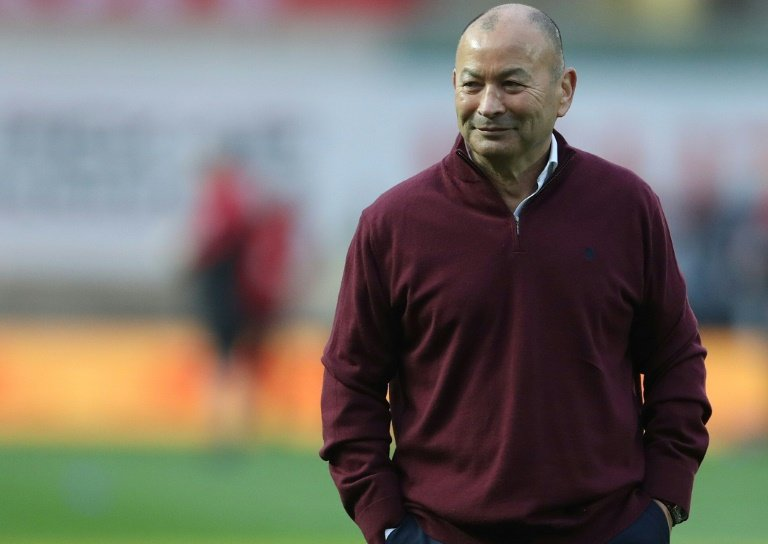 England coach Eddie Jones isolating after Matt Proudfoot tests positive for Covid
