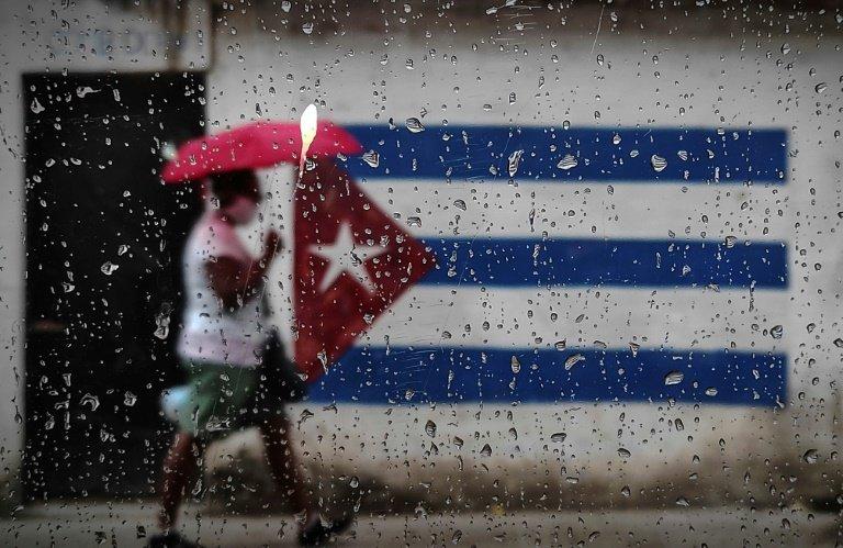 Trump, dessen Präsidentschaft am Mittwoch endete. nutzte seine Amtszeit, um die Sanktionen gegen Kuba zu verschärfen | Bildquelle: https://today.rtl.lu/news/world/a/1650243.html © AFP/File | Bilder sind in der Regel urheberrechtlich geschützt