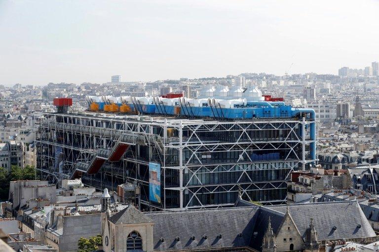 Le centre Pompidou fermé plusieurs années pour rénovation