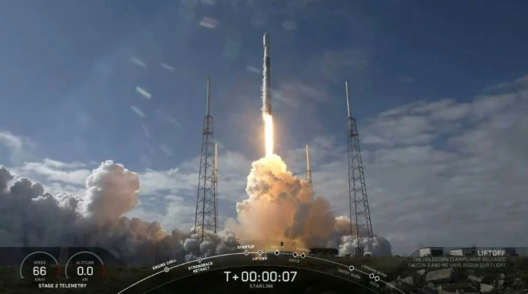 SpaceX beats ISRO's record, launches 143 satellites into orbit