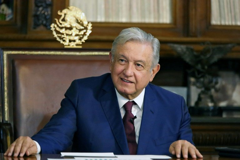 Mexico president continues COVID recovery, minister says