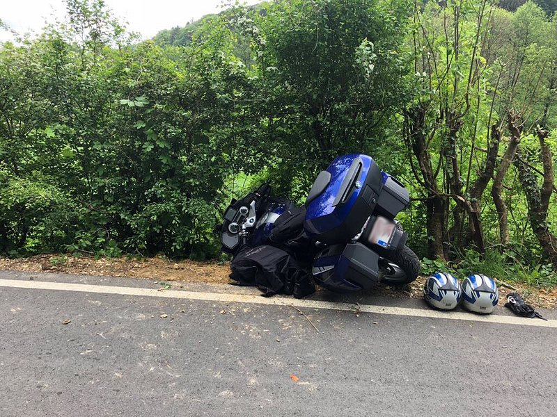 RTL Today - Accidents: Three motorbike accidents on Friday