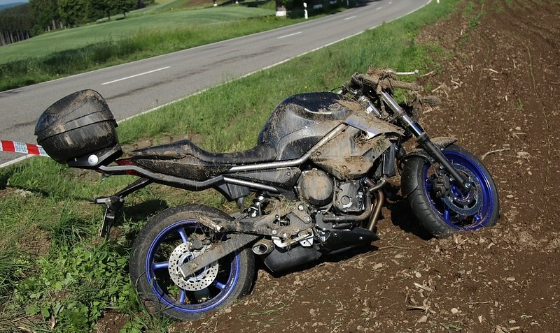 RTL Today - Accident photos: Road between Rombach and Marteling