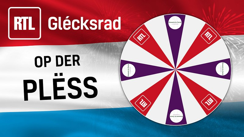 RTL Today - National Day: Win prizes with RTL's wheel of
