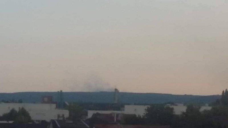 Lorraine : un blessé grave dans l'incendie de l'usine Sovab de Batilly
