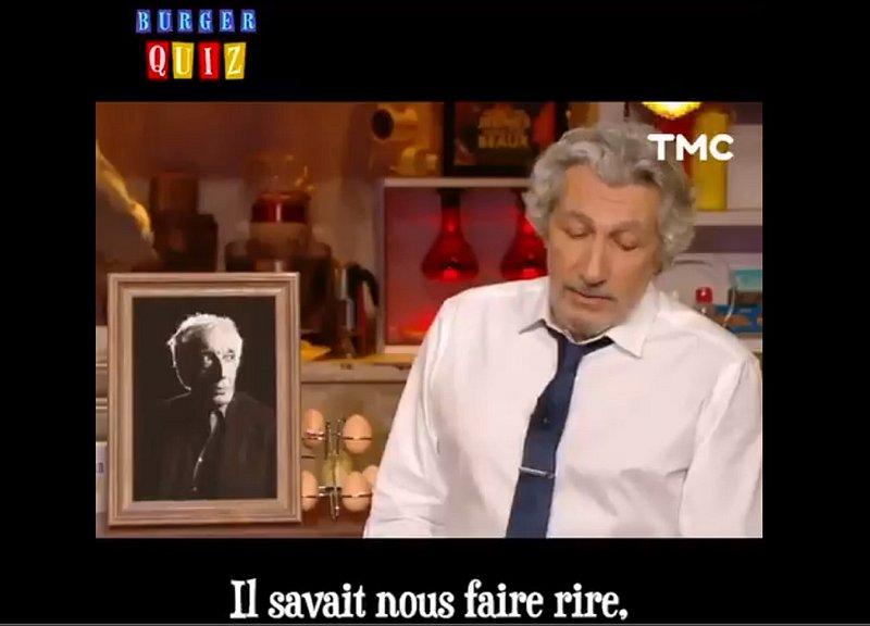 Gérard Darmon mort, Alain Chabat enterre la concurrence — Burger Quiz (audiences)