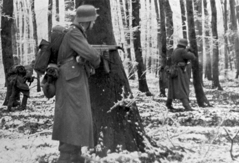 WWII Allies, Germany Mark 75 Years Since Battle of the Bulge