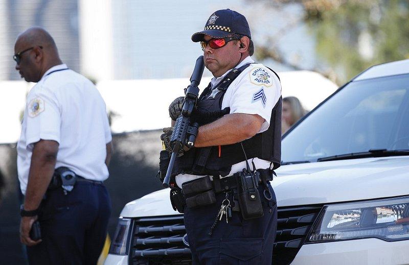Plusieurs blessés dans une fusillade à Chicago dont 4 graves — USA