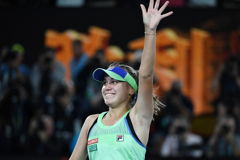 Open d'Australie: Kenin prive Barty d'une finale devant son public