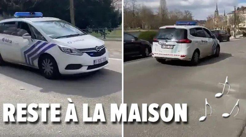 Cette parodie hilarante de Claude François incitant au confinement