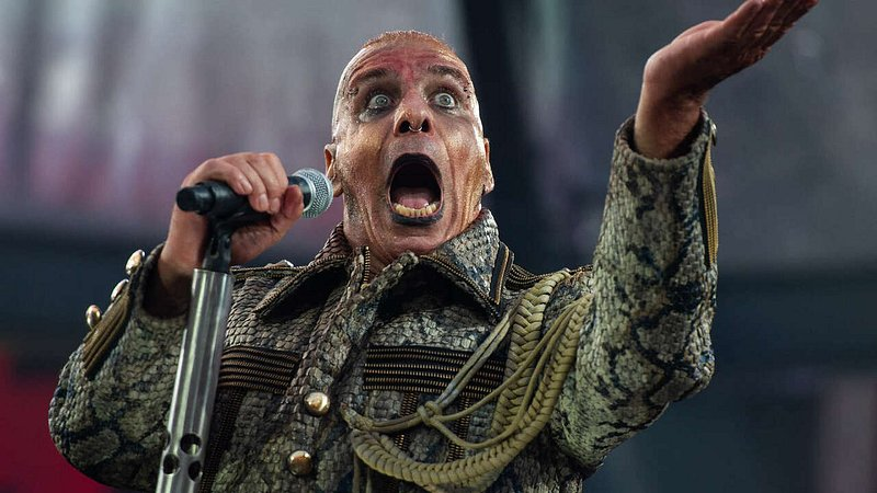 RAMMSTEIN's Till Lindemann Tests Positive For Coronavirus; Reportedly In Critical Condition