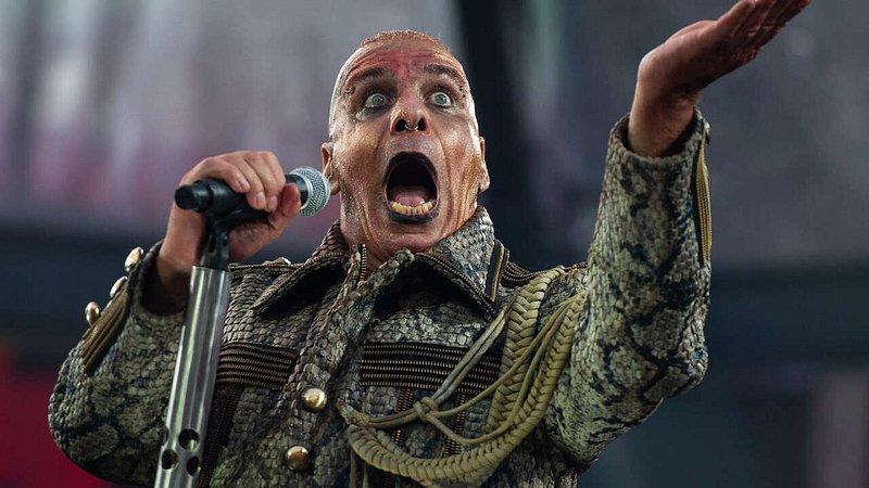 Rammstein frontman Till Lindemann ill with Corona virus