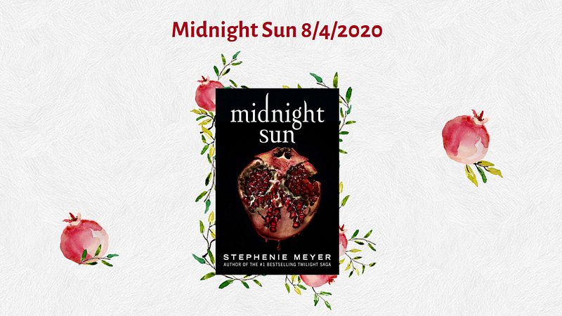 Author says prequel to 'Twilight' series will arrive Aug 4