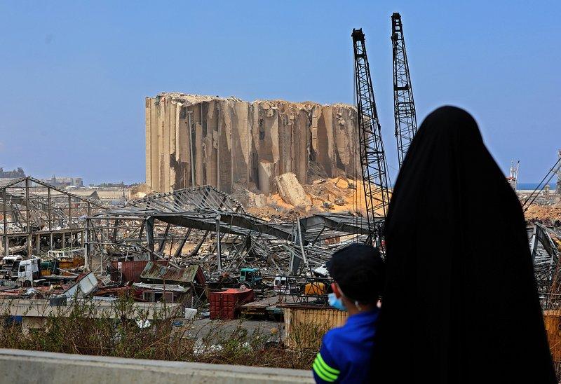 Premier mandat d'arrêt dans l'enquête sur l'explosion du port de Beyrouth